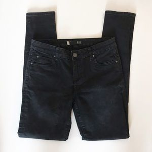 Kut From The Kloth Black Skinny Jeans